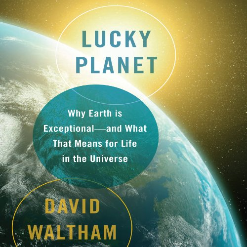 Lucky Planet audiobook cover art