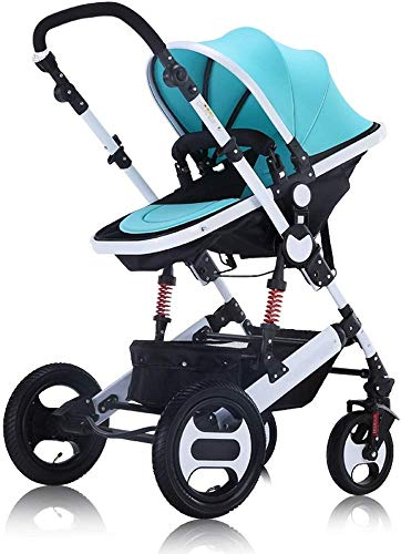 Why Choose CTO Stroller Can Sit and Lay Shock Absorber Folding Ultralight Portable Trolley Trolley,G...
