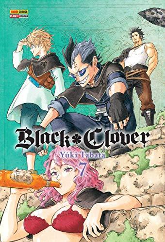 Black Clover Vol. 07