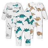 Boys Pajamas Pajamas For Boys 18 Month Boy Pajamas Toddler Pajamas Boys Mamelucos Para Bebe Niño Baby Onesies Toddler Pajamas Dinosaur Pajamas For Boys Footless Pajamas Toddler Baby Durags For Boys Infant