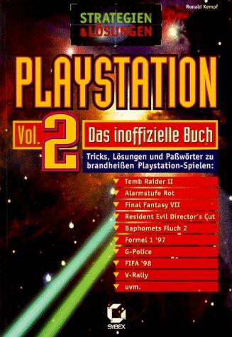 PlayStation, Vol.2, Tricks, Lösungen und Paßwörter zu brandheißen Playstation-Spielen