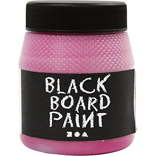 Pintura de pizarra, rosa, 250ml