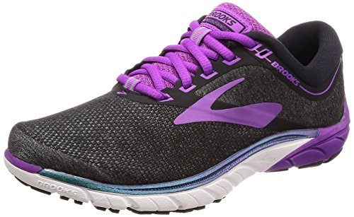 Brooks PureCadence 7 Black/Purple/Multi 5.5