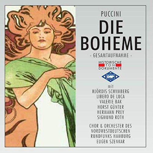 Die Boheme (La Boheme): Vierter Akt - Höre, du alter Mantel