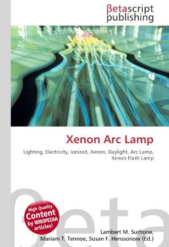 Xenon Arc Lamp: Lighting, Electricity, Ionized, Xenon, Daylight, Arc Lamp, Xenon Flash Lamp