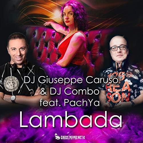 DJ Giuseppe Caruso & DJ Combo
