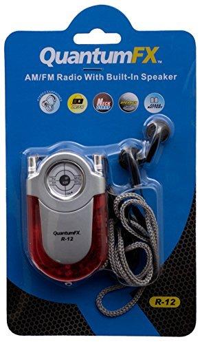 Quantum FX AM FM Radio Neck Strap - Quantum FX R-12
