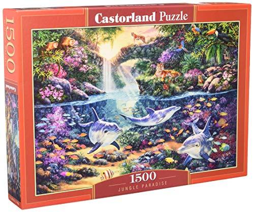 Castorland- Puzzle, Colore Vario, CSC151875