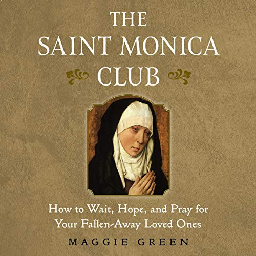 The Saint Monica Club  By  cover art
