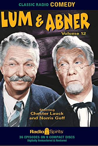 Lum & Abner, Volume 12  By  cover art