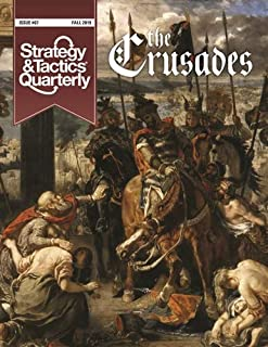 DG: Strategy & Tactics Quarterly #7, Focused on The Crusades