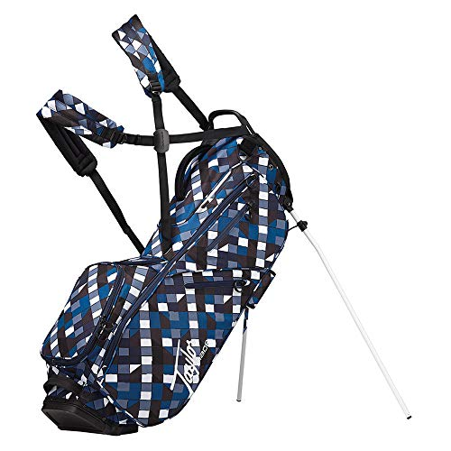 TaylorMade 2019 Flextech Lifestyle Stand Golf Bag, Checks