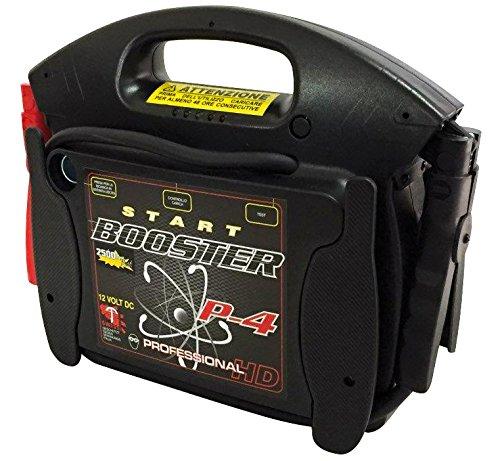 CORA 000126831 Start Booster P4 Professional arrancador de Emergencia, 12 V, 2500 A
