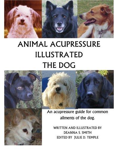 Animal Acupressure Illustrated The Dog
