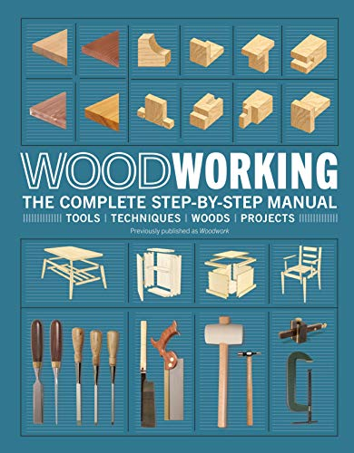 Compare Textbook Prices for Woodworking: The Complete Step-by-Step Manual  ISBN 9781465491114 by DK