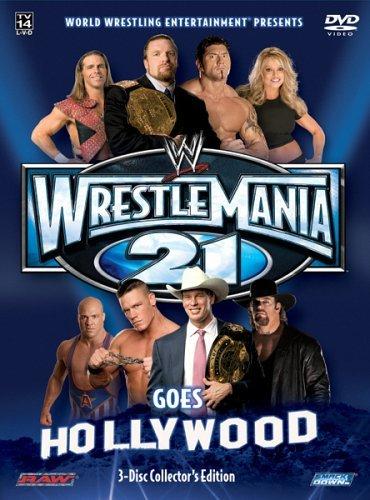 WrestleMania 21 by Akebono