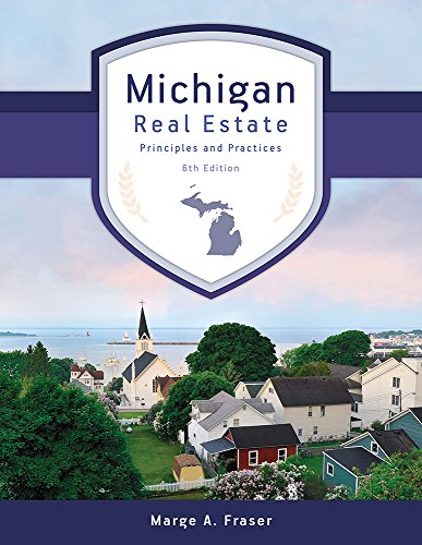 Michigan Real Estate: Principles and Practices
