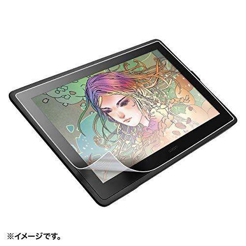サンワサプライ Wacom ペンタブレット Cintiq 22用ペーパーライク反射防止フィルム LCD-WC22P