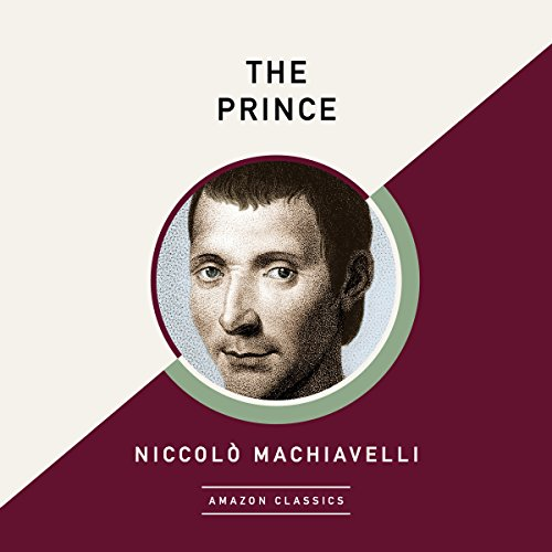 The Prince (AmazonClassics Edition) audiobook cover art