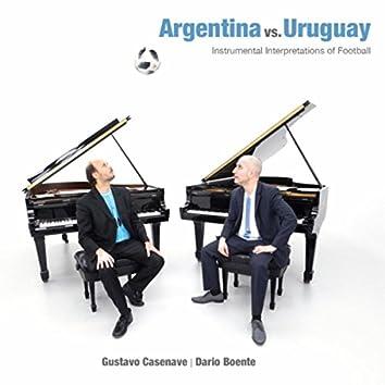 Argentina vs. Uruguay: Instrumental Interpretations of Football