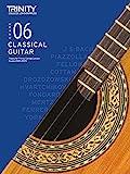 Trinity College London Classical Guitar Exam Pieces 2020-2023: Grade 6