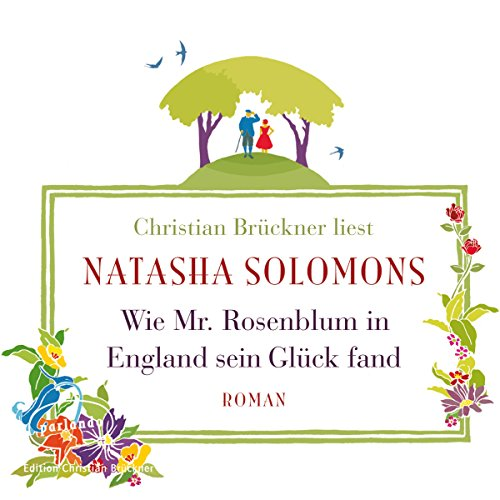 Wie Mr. Rosenblum in England sein Glück fand audiobook cover art
