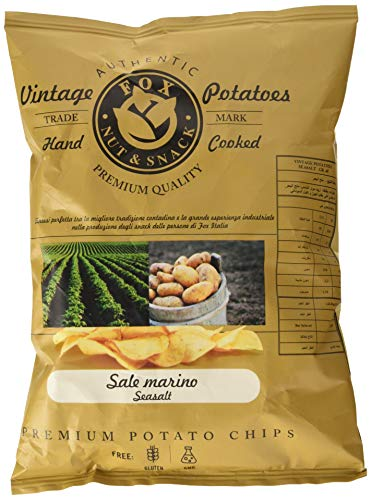 FOX Natural Quality Vintage Potatoes Sale Marino - 40 g