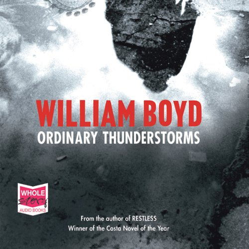 Ordinary Thunderstorms audiobook cover art