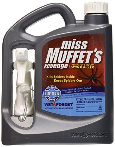 Miss Muffet's Revenge Spider Killer Indoor and Outdoor Spider...