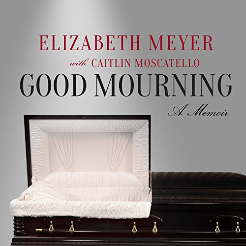 Good Mourning audiobook cover art