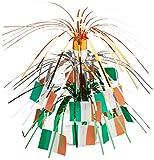 Beistle 50107 Miniatur-Kaskadenaufsatz, Irische Flagge, 183 cm