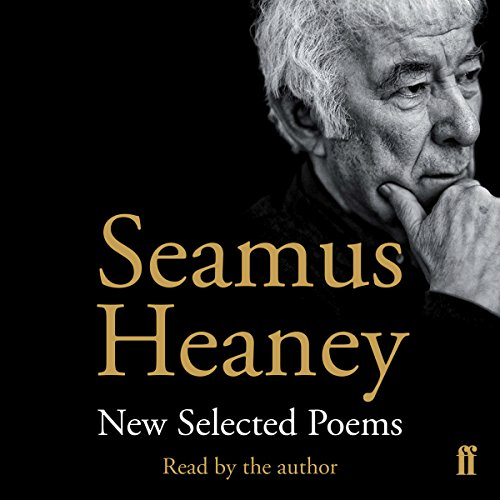 New Selected Poems audiobook cover art