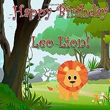 Happy Birthday Leo Lion!