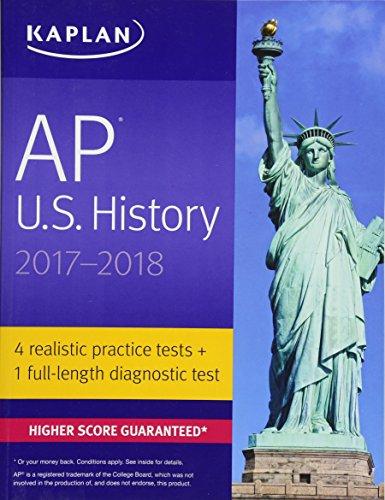 AP U.S. History 2017-2018 (Kaplan Test Prep)