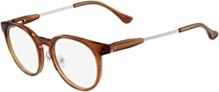 Eyeglasses CK 5945 265 BURNT BROWN, 50/20/145