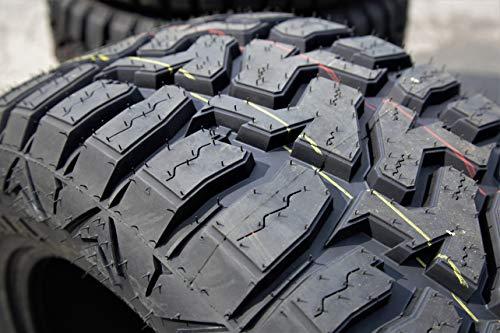 Haida HD878 R/T Rugged-Terrain Tire-33X12.50R22LT 114Q LRE 10-Ply