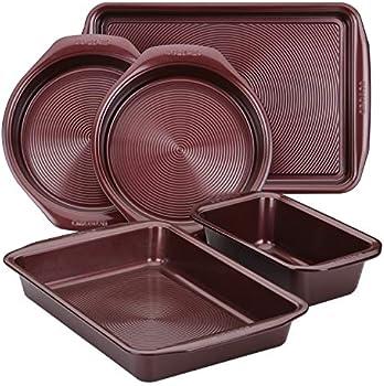 5-Pieces Circulon Nonstick Bakeware Set