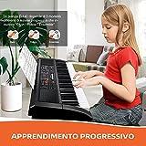 Immagine 1 souidmy tastiera musicale pianoforte elettrica