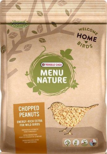 VERSELE LAGA Mélange de cacahuètes concassées pour Oiseaux Sauvages Menu Nature Sac 1 kg