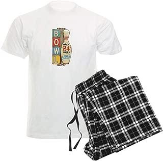 CafePress Bowling Pin Pajamas Pajama Set
