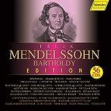 Felix Mendelssohn Bartholdy-Edition (56 CDs) // Orchesterwerke, Kammermusik, Klavierwerke, Orgelwerke, Lieder & Duette, Geistliche Werke, Opern, Oratorien, Bühnenmusiken