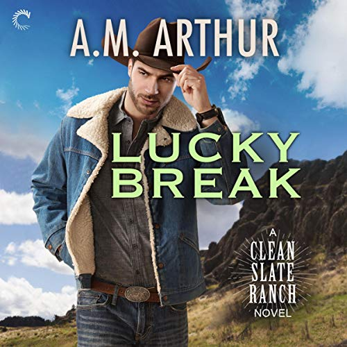Page de couverture de Lucky Break
