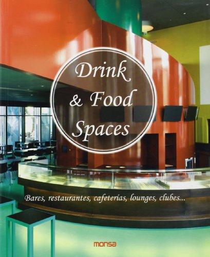 Drink & food spaces.
