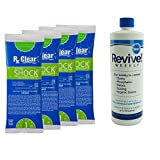 REVIVE! Spring Pool Opening Chemical Kit   for Pools up to 30,000 Gallons