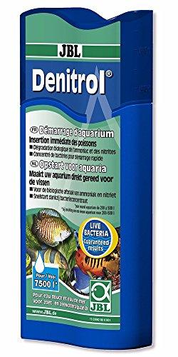 JBL Denitrol Aquarium-Bakterien, 250 ml, für bis zu 7500 Liter