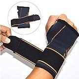 EMVANV Verstellbare Handgelenkbandage, für Sport, Training, Handschutz, Handgelenkbandagen mit...