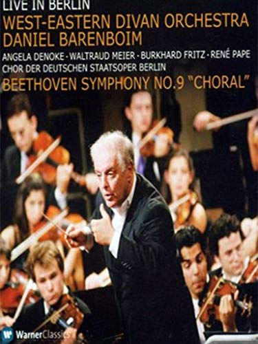 Daniel Barenboim and West-Eastern Divan Orchestra - Live from Berlin