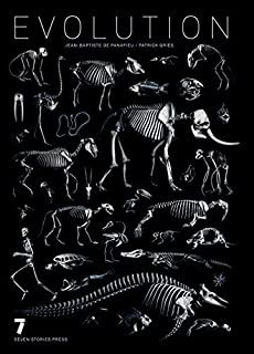 Evolution Updated Edition by De Panafieu, Jean-Baptiste published by Seven Stories Press (2011)