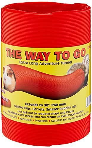 Snuggle Safe Way to Go - Túnel para Mascotas