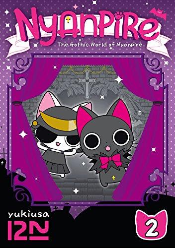 Nyanpire - tome 02 (Nyanpire - The Gothic World of Nyanpire t. 2)